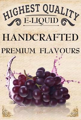 Premium E-Liquid Flavours