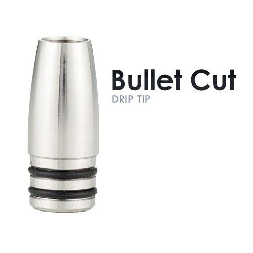 Bullet Cut Drip Tip