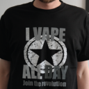 I Vape All Day T-Shirt