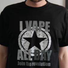 I Vape All Day T-Shirt