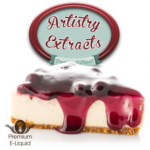 Artistry Extracts - Blueberry Cheesecake