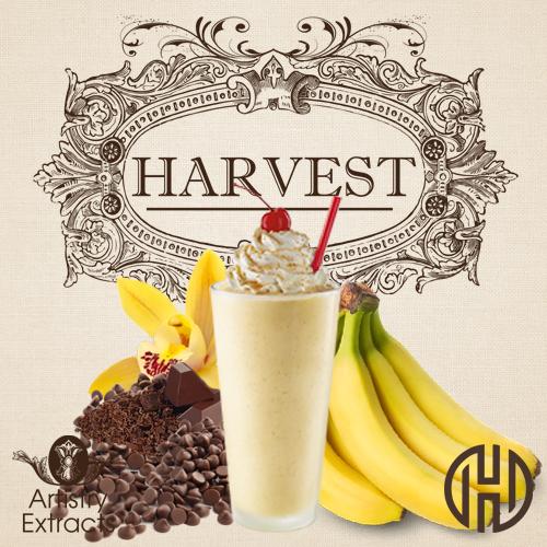Harvest E-Liquid Banana Smoothie