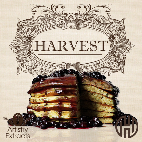 Harvest E-Liquid Blueberry Pancake