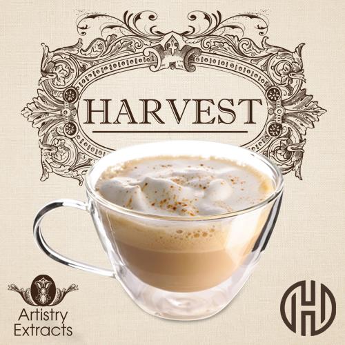 Harvest E-Liquid Cappuccino