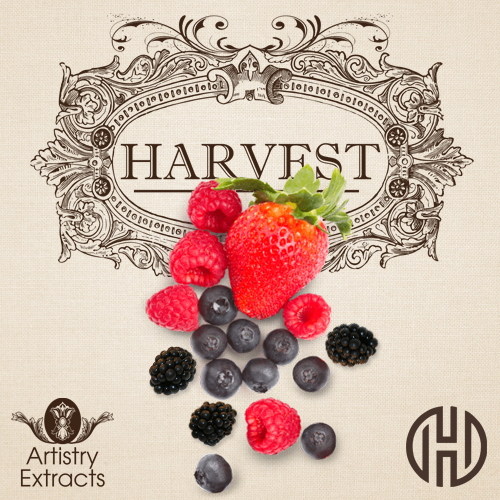 Harvest E-Liquid Wild Berry