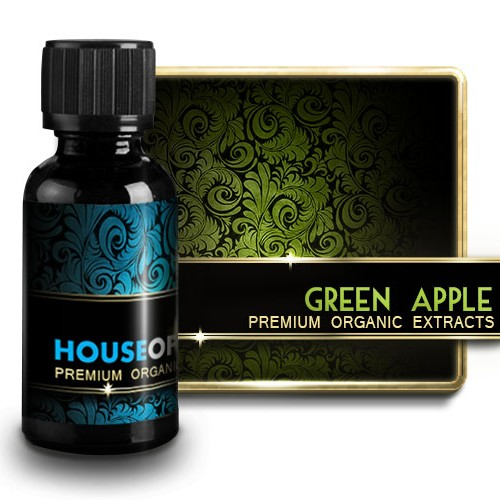Premium Organic Green Apple