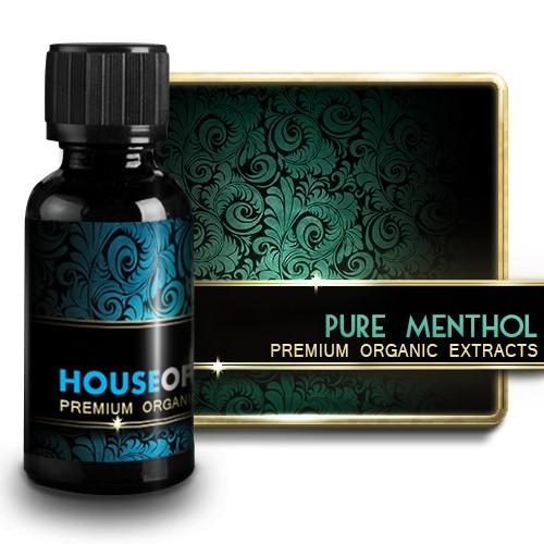Premium Organic Pure Menthol