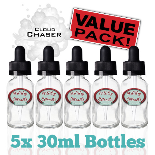 Artistry Extracts E-Liquid 5 Pack