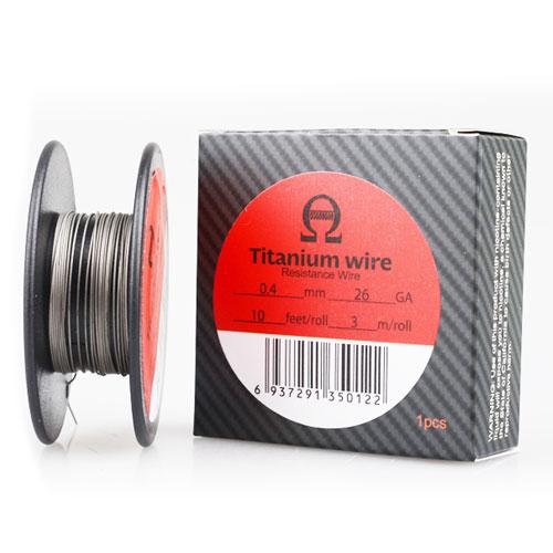 Wotofo Comp Wire - Titanium