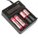 EFest LUC V4 - 4 Bay LCD Smart Charger