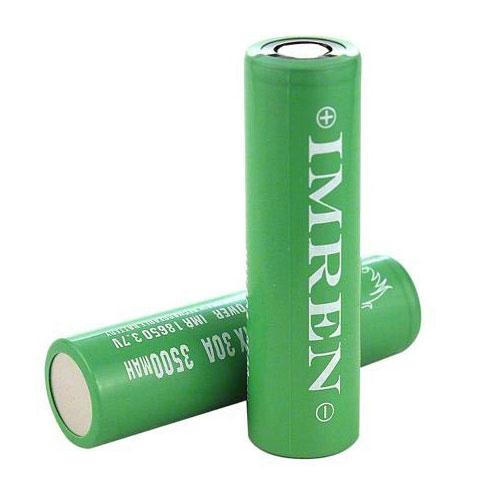 IMREN 18650 3500mAh 30A Battery