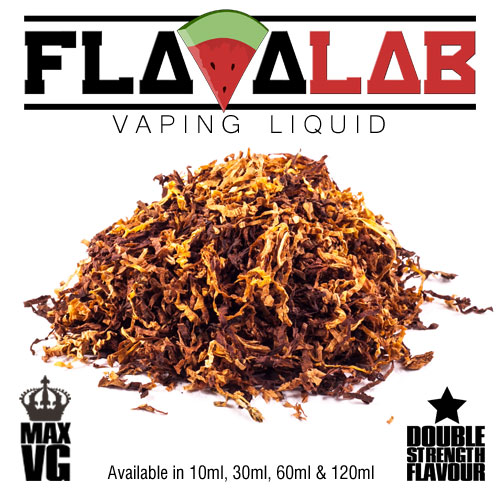 Flavalab E-Liquid - American Blend Tobacco
