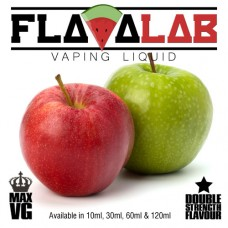 Flavalab E-Liquid - Apple