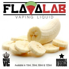 Flavalab E-Liquid - Banana Cream