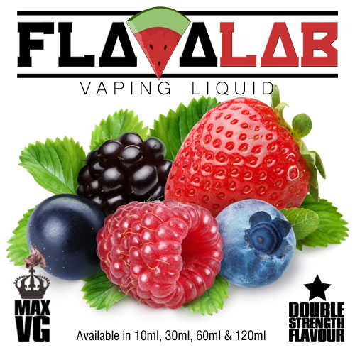 Flavalab E-Liquid - Berry