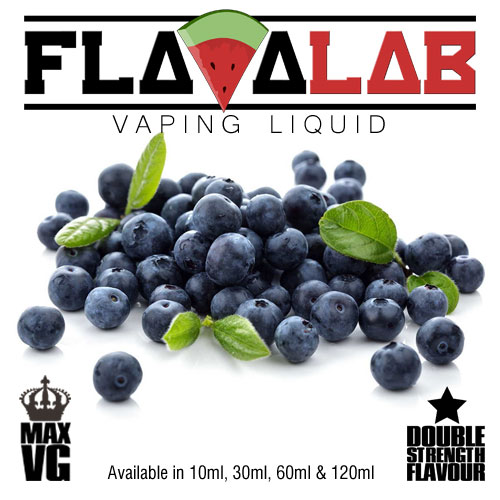 Flavalab E-Liquid - Blueberry