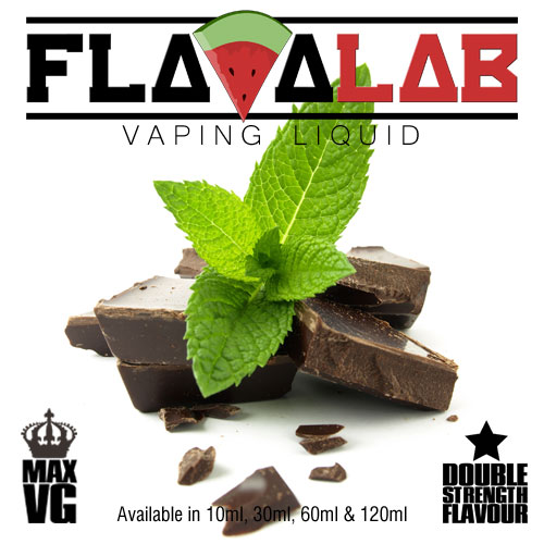 Flavalab E-Liquid - Chocolate Mint