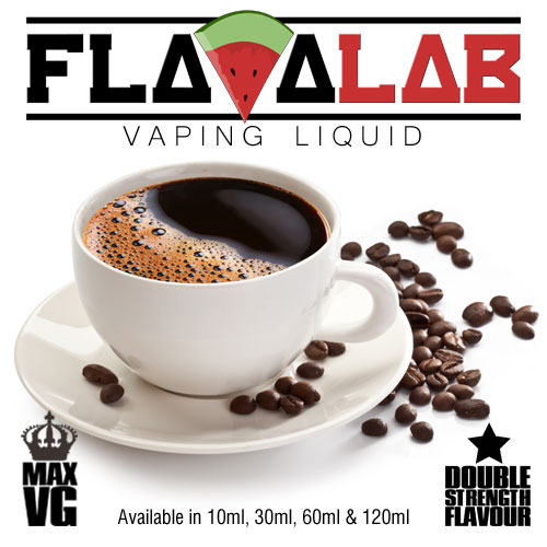 Flavalab E-Liquid - Coffee