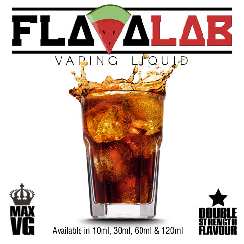 Flavalab E-Liquid - Cola