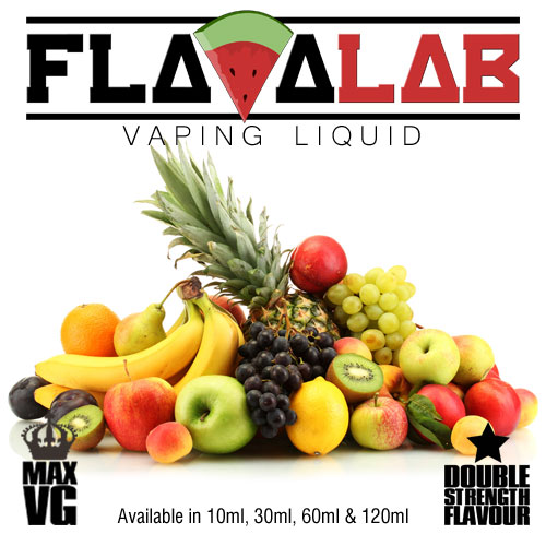 Flavalab E-Liquid - Fruit Splash