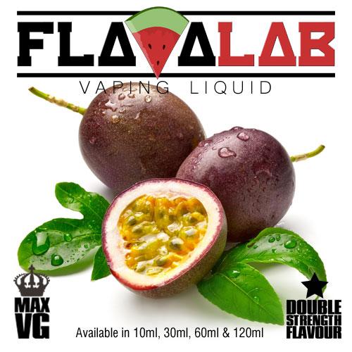 Flavalab E-Liquid - Passionfruit