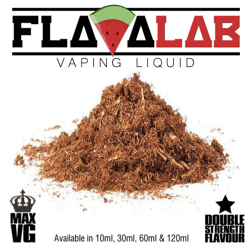 Flavalab E-Liquid - Premium Blend Tobacco