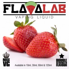 Flavalab E-Liquid - Strawberry