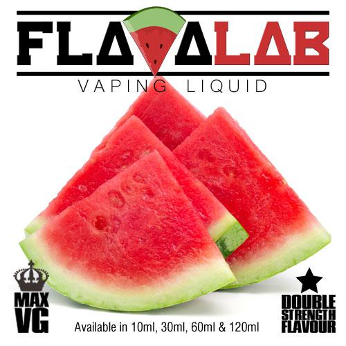 Flavalab E-Liquid - Watermelon