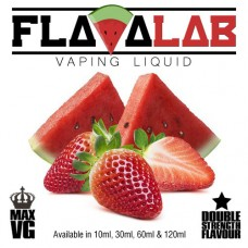 Flavalab E-Liquid - Watermelon & Strawberry