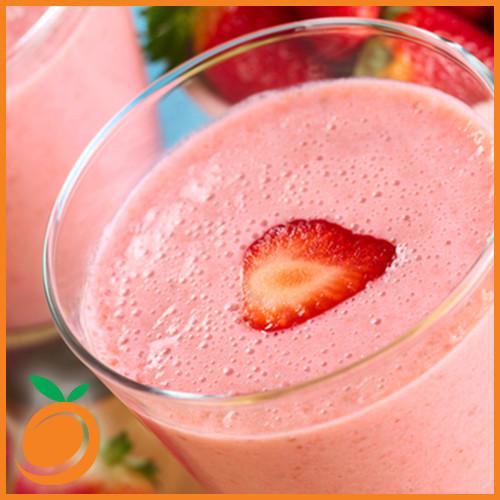 Real Flavors - Strawberry Milkshake