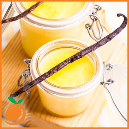 Real Flavors - Vanilla Custard