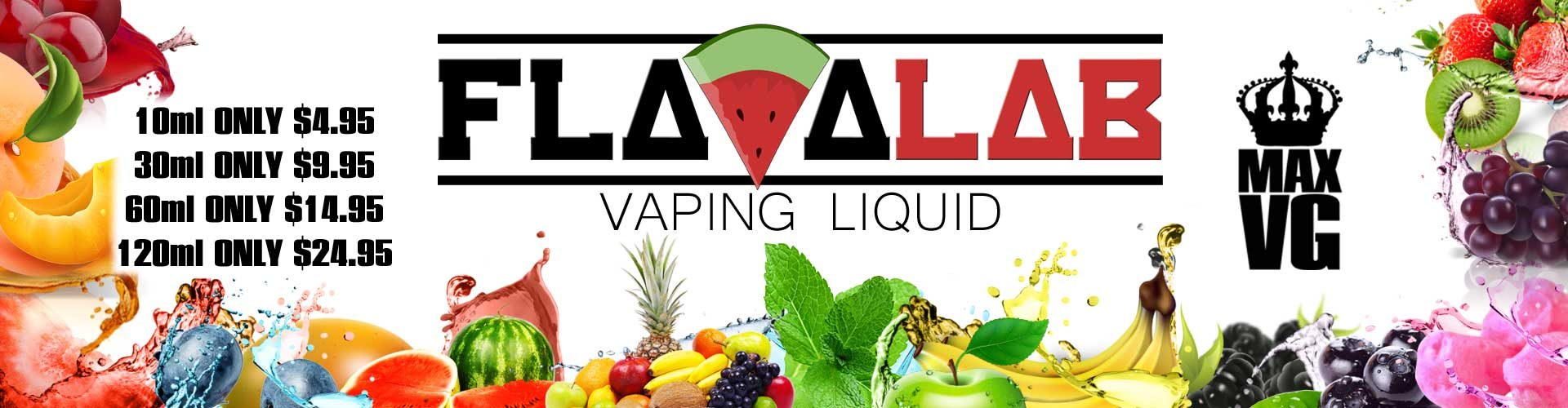 Flavalab Vaping Liquid