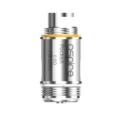 Aspire PockeX Replacement Coils (5 pack)