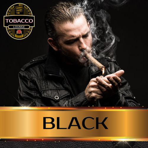 Tobacco Lounge - Black
